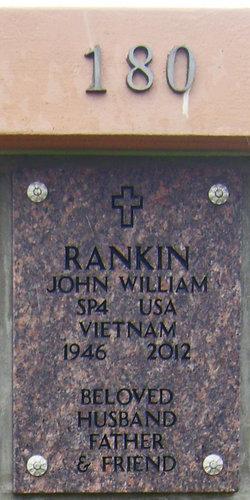 Spec John William (Billy) Rankin