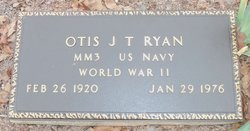 Otis J T Ryan