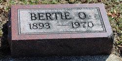 Bertie Olive Greer
