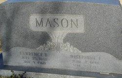 Josephine F. Josie <i>Farmer</i> Mason