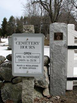 Francestown Cemetery #3