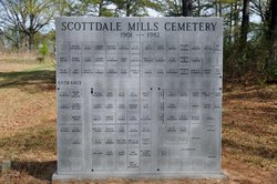 Scottdale Mills Cemetery