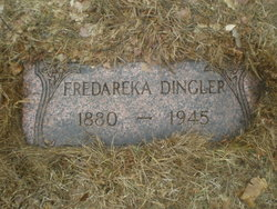 Fredareka Freda <i>Mueller</i> Dingler