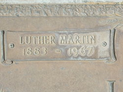 Luther Martin Irwin