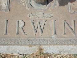 Olive Maude <i>Rinehart</i> Irwin