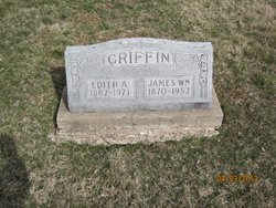 Edith Annettie <i>Mefford</i> Griffin