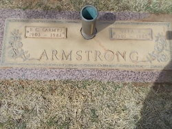 Vera W Armstrong