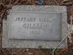 Jeffrey Gibson Gilliam
