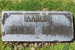 Etta T Aaron
