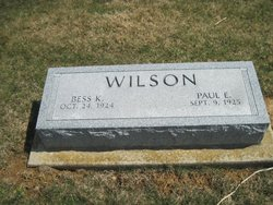Paul Edward Wilson