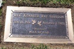 Rev Kenneth Ray Grissom