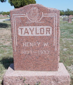 Henry William Taylor