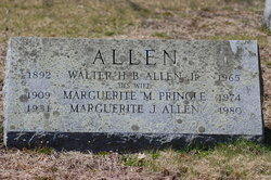 Marguerite Mary <i>Pringle</i> Allen