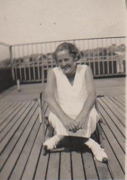 Mary E. <i>Busselle</i> Springer