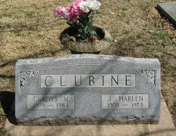 Gladys Mae <i>Ringle</i> Clubine