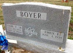 Eddie F. Boyer