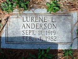 Lurene <i>Leatherwood</i> Anderson