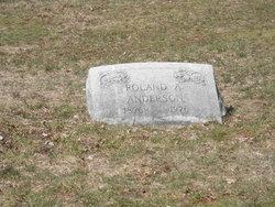 Roland A. Anderson