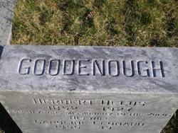 Caroline <i>Leonard</i> Goodenough