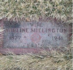 Adeline <i>Dickens</i> Millington