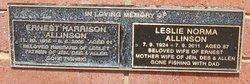 Leslie Norma Allinson