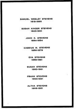 Eva Stevens