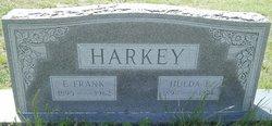 Hulda Frances <i>Vogel</i> Harkey