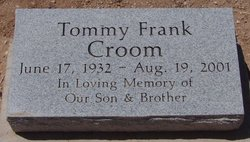 Tommy Frank Tom Croom