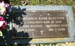 Constance <i>Robb</i> Blattner