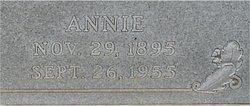 Aunie Annie <i>Adler</i> Glaser
