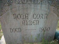 Nora <i>Corn</i> Allen