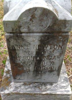Annie <i>Newton</i> Duncan
