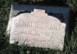 Gerald Thomas Grant