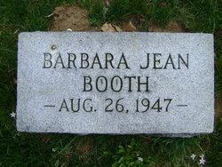 Barbara Jean Booth