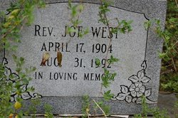 Rev Joe West