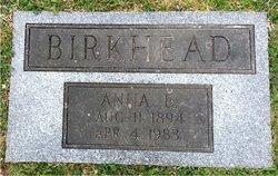 Anna E. Birkhead