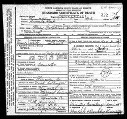 Mary Catherine <i>Dellinger</i> Hoover