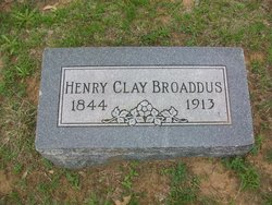 Henry Clay Broaddus