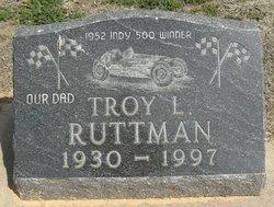 Troy Ruttman, Sr