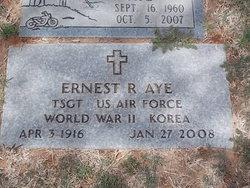 Ernest R. Ernie Aye