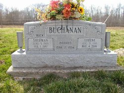 William Sherman Buck Buchanan