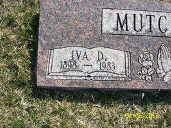 Iva D <i>Long</i> Mutchler