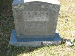 Pinkney Eugene Branch