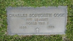 Charles Bosworth Cook