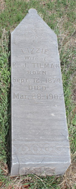 Lizzie Tillman