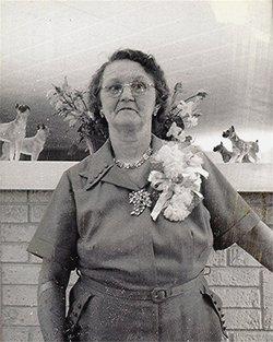 Mary V Mamie <i>Miller</i> Dymek