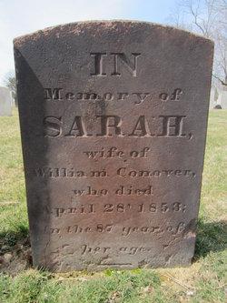 Sarah Conover