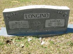 Lorena <i>Shumate</i> Longino