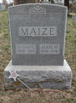 Susan Catherine <i>Bailey</i> Maize