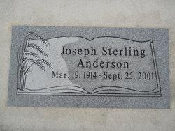 Joseph Sterling Anderson